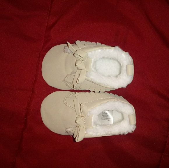Carter's Other - Furry.comfy. baby boots